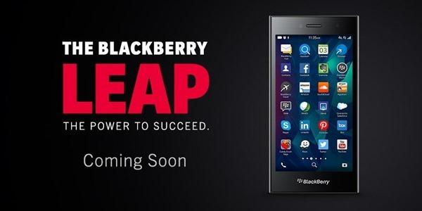 blackberry leap main