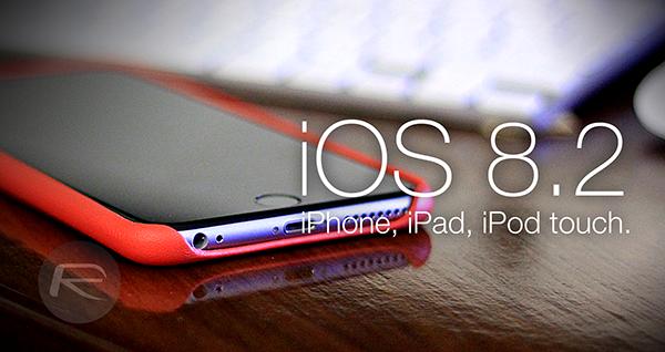 iOS 82 main
