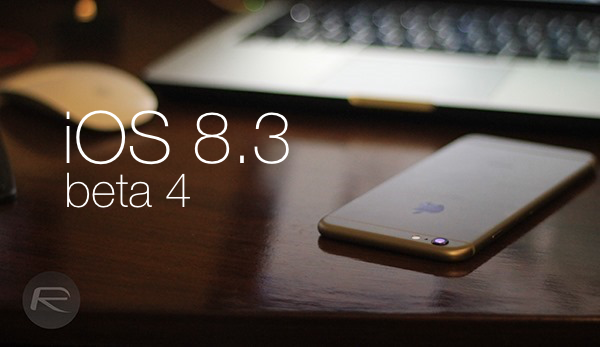 iOS 83 beta 4 main