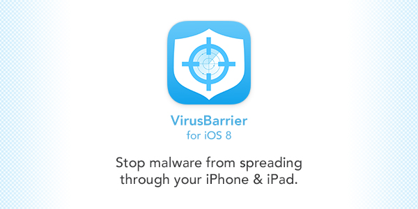 iOS barrier