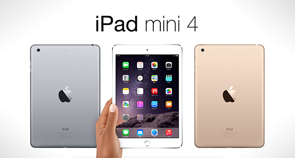 iPad mini 4 main