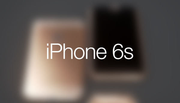 iPhone 6s rose gold main
