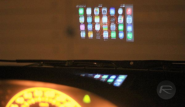 iPhone HUD main