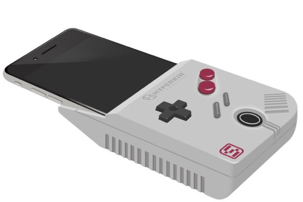 new arrival 4d1e6 d5f0c This Cool Case Turns Your iPhone 6 Into A Game Boy | Redmond Pie