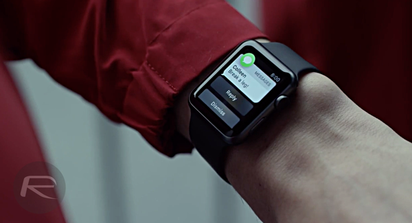Apple Watch ad main