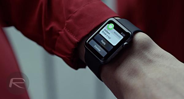 Apple Watch ad main
