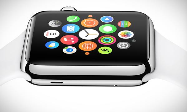 Apple Watch home screen main
