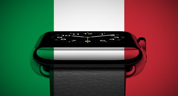 Apple Watch italy main