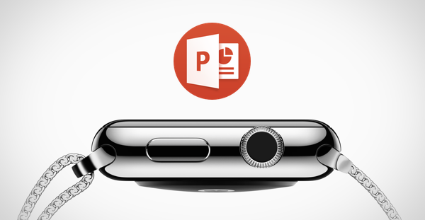 Apple Watch powerpoint main