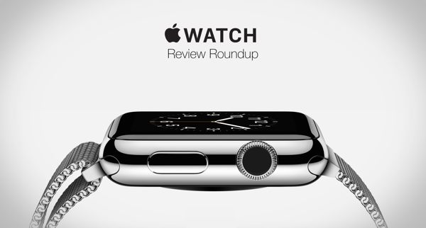 Apple Watch review roundup main
