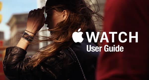 Apple Watch user guide main
