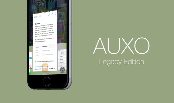 Auxo Legacy Edition main