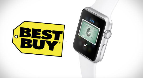 Best Buy Apple Pay main