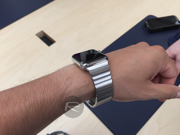 Apple Watch Hands On And First Impressions Video Photos