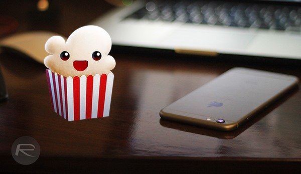 Popcorn time iPhone 6 main