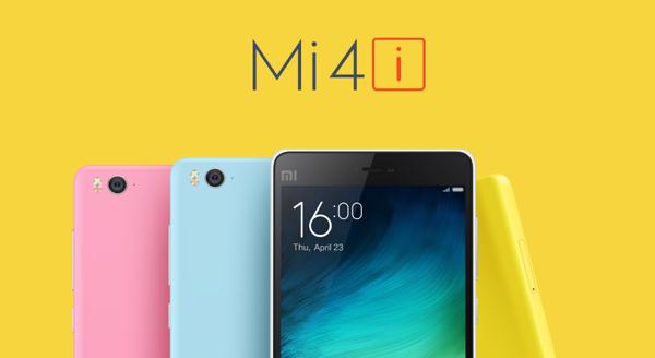 Xiaomi Mi 4i main