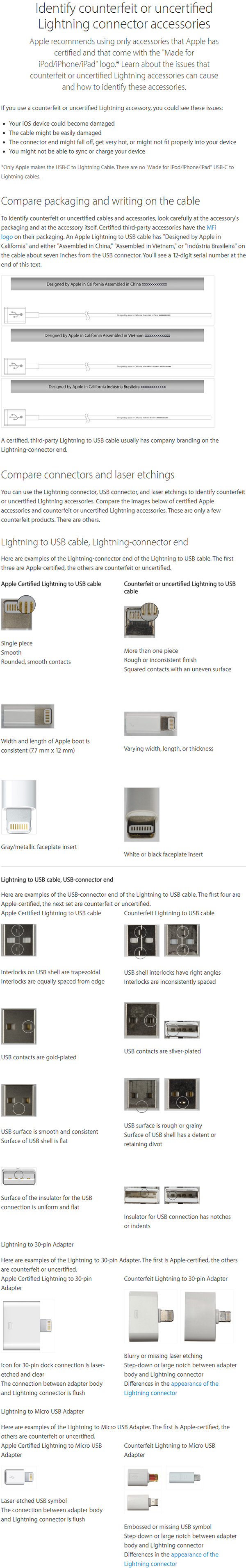 apple-counterfiet-lightning-connectors