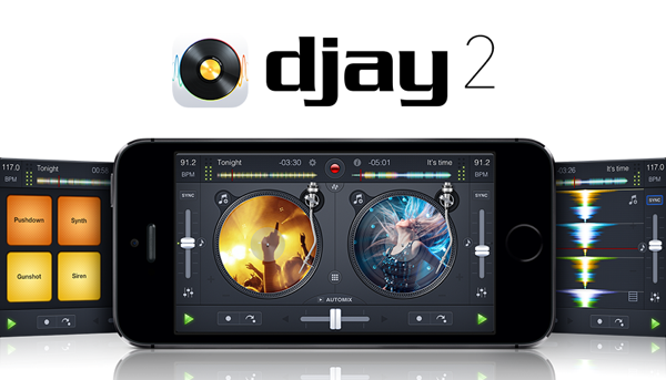 Djay 2 App For iOS Goes Free, Download It Right Here [Value: $13