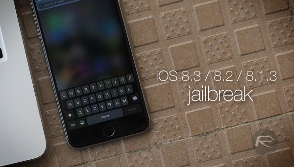 Jailbreak iOS 8.3, 8.2, 8.1.3 With TaiG v2 On iPhone 6 Plus, 6, 5s