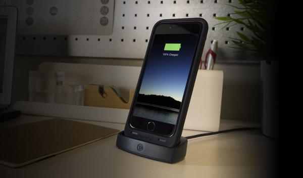 promo code 5d8c2 29345 Mophie Juice Pack Dock For iPhone 6, 6 Plus Released | Redmond Pie