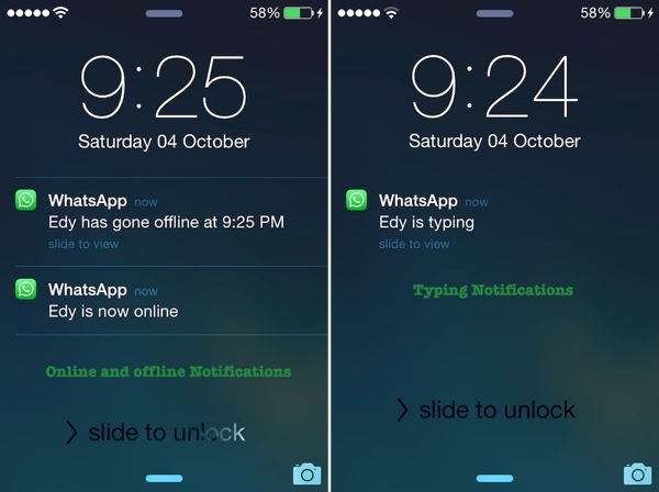 How To Get A Push Notification From WhatsApp When A Specific