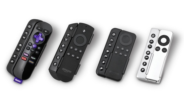 This Accessory Transforms Apple Tv Fire Tv Roku Remote