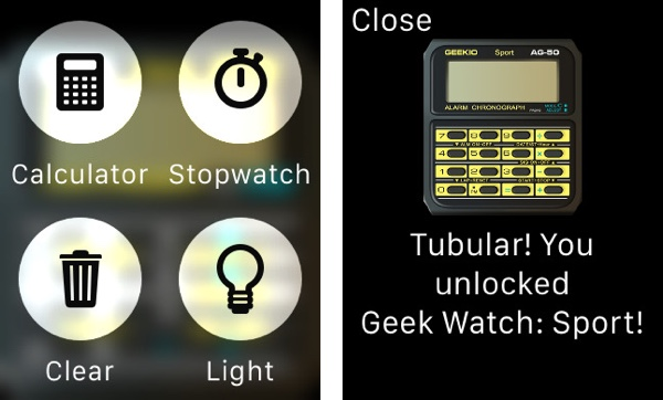 Transform Apple Watch Into Casio Calculator Watch With This