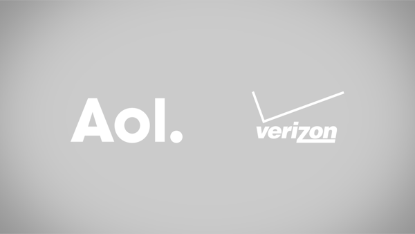 AOL Verizon main
