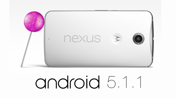 Android 511 Nexus 6 main