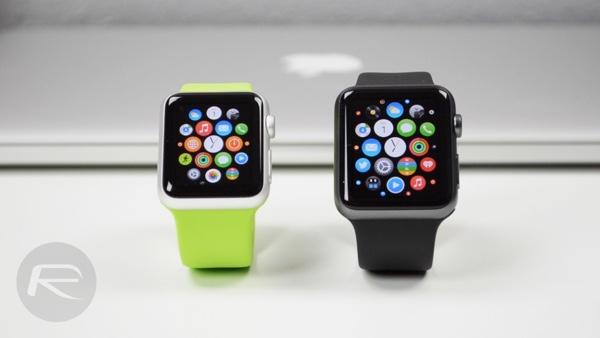 Apple Watch 38mm vs 42mm Comparison