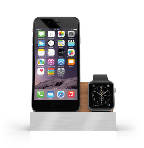 Apple Watch Dock Duo