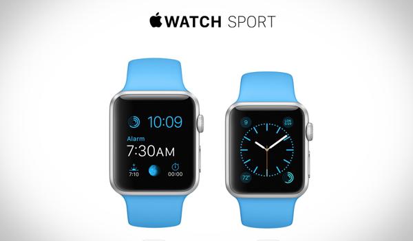 Apple Watch Sport main