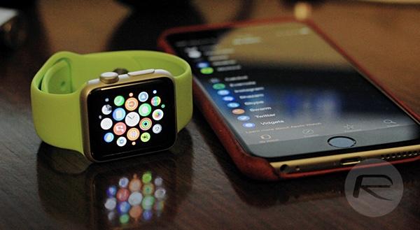 Apple Watch iPhone main
