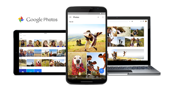 Google Photos main