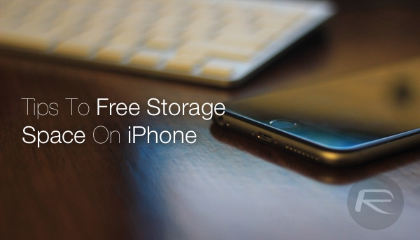 10 Tips To Free Storage Space On iPhone, iPad [Guide]