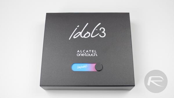 Idol 3 box