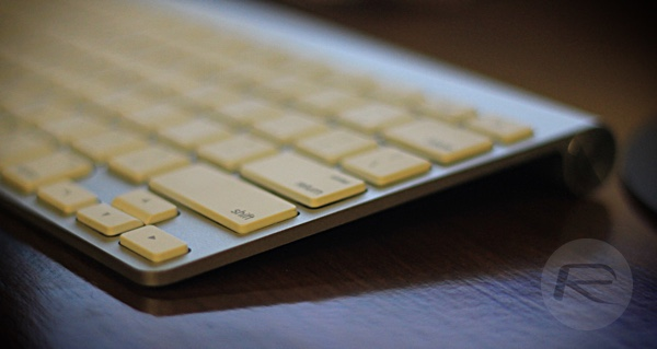 Mac keyboard main