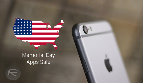Memorial Day sale main