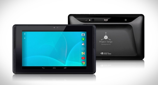 Project Tango tablet main