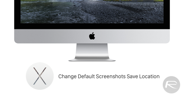 Screenshots default Mac main