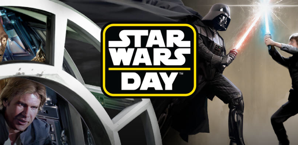 Star Wars Day main App Store
