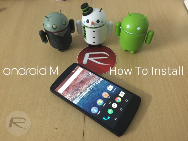 android m main image