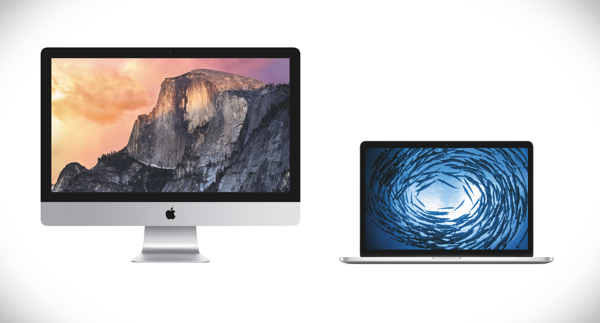 iMac MacBook Pro main