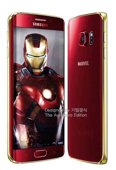 iron man GS6 concept