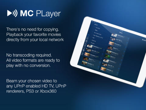 mc player