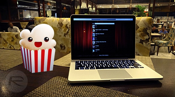 Popcorn Time Web Browser Client Launched, Here's How It Works