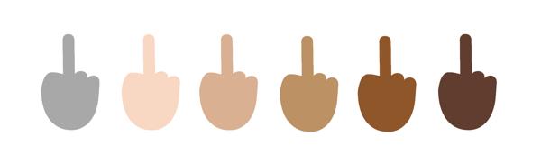 windows 10 mid fin emoji