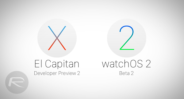 El Capitan watchOS 2 main