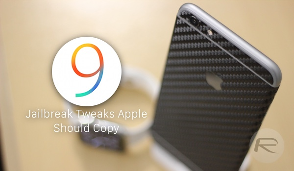 Jailbreak Tweaks iOS 9 main