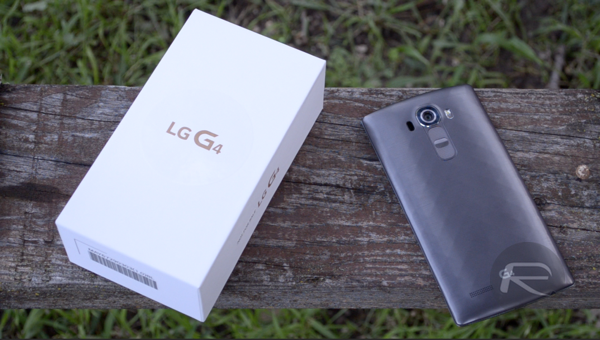 LG G4 main review